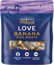 F4D Love Banana Fish Wraps