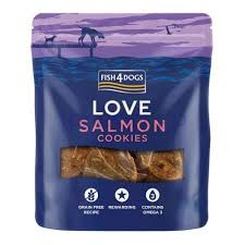 F4D Love Salmon Cookies